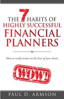 The 7 Habits of Highly Successful Financial Planners