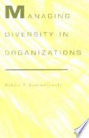 Managing Diversity In Organizations Book PDF