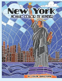 New York Mosaic Color By Number ebook