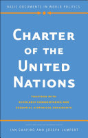 Charter of the United Nations: Together with Scholarly Commentaries ...