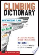 The Climbing Dictionary