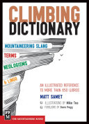 The Climbing Dictionary