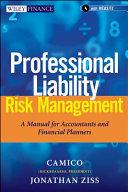 Professional Liability Risk Management    Website