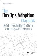 Pdf The DevOps Adoption Playbook Telecharger