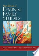 Handbook of Feminist Family Studies Book