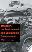Transport  the Environment and Sustainable Development