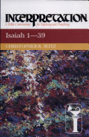 Isaiah 1 39