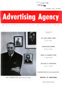 Advertising Agency and Advertising   Selling