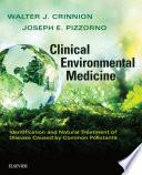 Clinical Environmental Medicine   E BOOK
