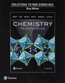 Student Solutions Manual to Red Exercises for Chemistry