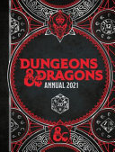 Dungeons   Dragons Annual 2021