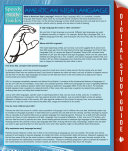 American Sign Language (Speedy Study Guide) Pdf/ePub eBook