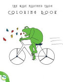 The Wide Mouthed Frog Coloring Book