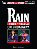 Rain: A Tribute to the Beatles on Broadway (Songbook) Pdf/ePub eBook