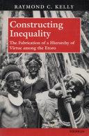 Constructing Inequality
