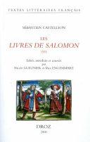 Les livres de Salomon