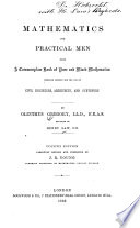 Mathematics for Practical Men