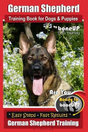 German Shepherd Dog Training for Puppies and Dogs by BoneUP Dog Training