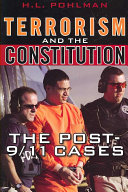 Terrorism and the Constitution