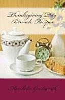 Thanksgiving Day Brunch Recipes
