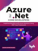 Azure for  NET Core Developers