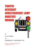 Traffic Accident Investigators  Lamp Analysis Manual