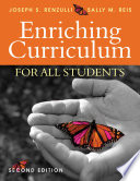 Enriching Curriculum For All Students Book PDF
