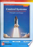 """CONTROL SYSTEMS"" by Gopal"