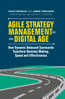 Pdf Agile Strategy Management in the Digital Age Telecharger