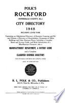 Rockford City Directory