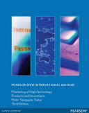 Cover of Marketing of High-technology Products and Innovations