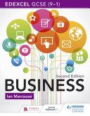 Edexcel GCSE (9-1) Business, Second Edition