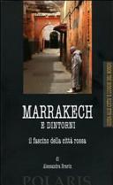 Guida Turistica Marrakech il fascino della città rossa Immagine Copertina