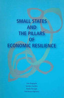 Small States and the Pillars of Economic Resilience