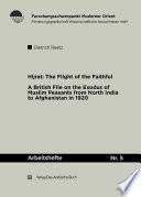 Hijrat The Flight Of The Faithful