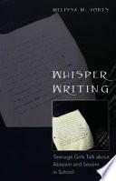 Whisper Writing