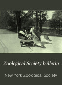 Zoological Society Bulletin