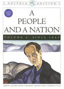 A People and a Nation