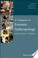 A Companion to Forensic Anthropology