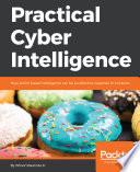Practical Cyber Intelligence Book PDF