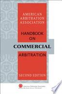 Aaa Handbook On Commercial Arbitration