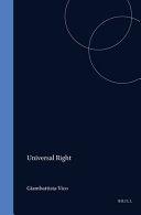 Universal Right