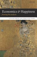 Economics and Happiness