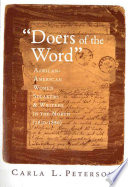 Doers Of The Word Book