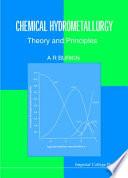 Chemical Hydrometallurgy