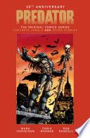 Predator  The Original Comics Series   Concrete Jungle and Other Stories