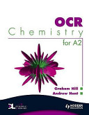 Ocr Chemistry for A2