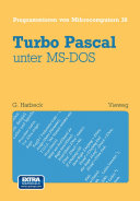 Turbo Pascal unter MS-DOS