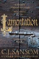 Lamentation  A Shardlake Novel 6