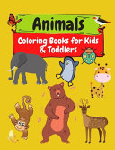 Animals Coloring Books for Kids   Toddlers